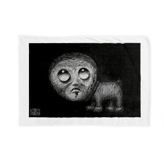 キモカワイイ宇宙ペットさようなら「ホキトン」🖐️🛸✨      Blankets