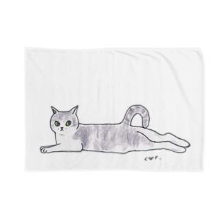 100nyans016.musashinocat(mu) Blankets