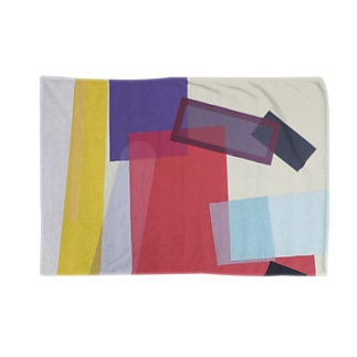 'All fall down' Abstract letter series ル Blankets