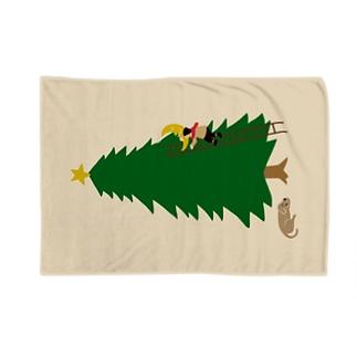 クリスマスB Blankets