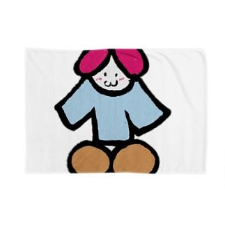 ペニ助 Blankets