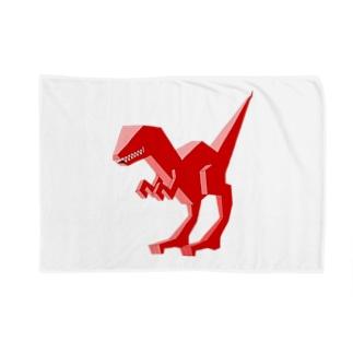 DinoCube02 Blankets