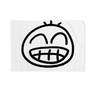 YOHスマイル Blankets