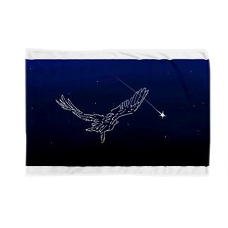 夜空を飛ぶ鳥 Blankets