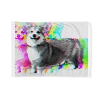 らぶコーギーⅡ Blankets