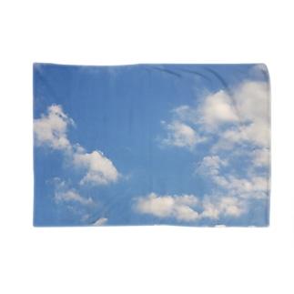 空の写真シリーズ 青空ちゃん 3 Blankets