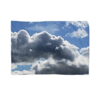 空の写真シリーズ 青空ちゃん 4 Blankets