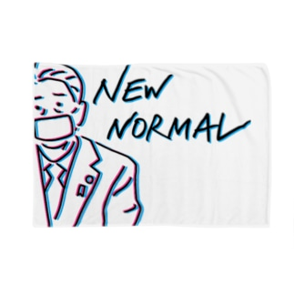 new normal Blankets