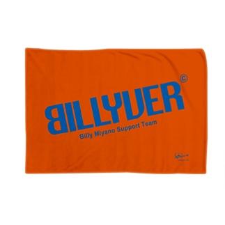 ビリーヴァーブランケット(オレンジ) Blanket