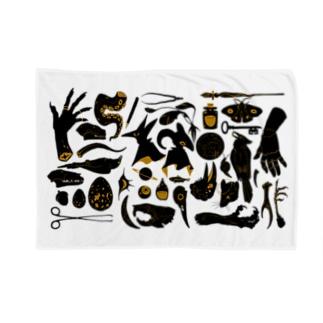 蒐集家の部屋 Blankets