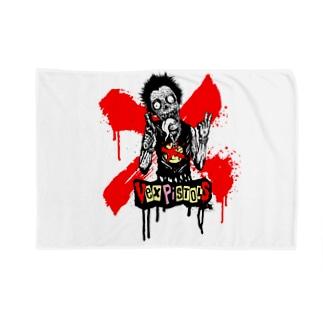 Vex Pistols!!!! Blankets