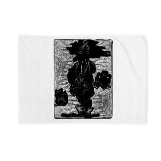 Drive_white Blankets