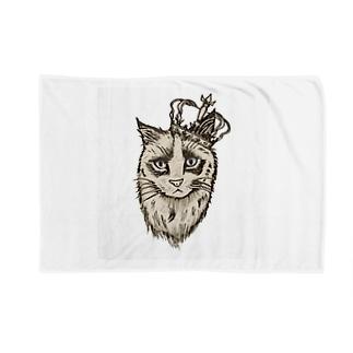 モモ太 Blankets