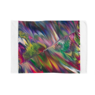 色彩の羽根 006a Blanket