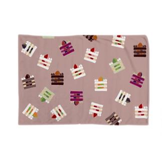ケーキ Blankets