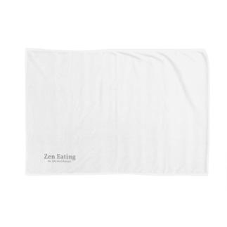 ZenEatingオリジナルグッズ Blankets