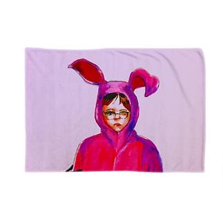 風紀委員 Blankets