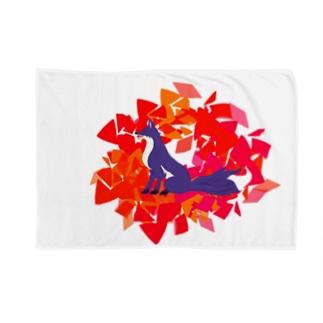 妖狐の思慕 Blankets