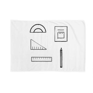 基礎文具 Blankets