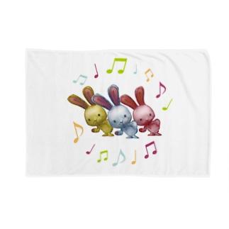 ボーパルバニー ~ダンス~ Blankets