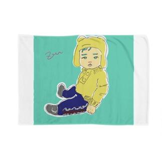 Zen  Blankets