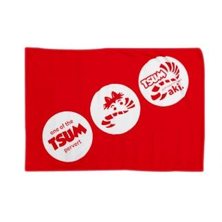あ! 赤いブランケット Blankets
