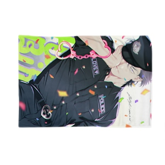 LOVE POLICE Blankets