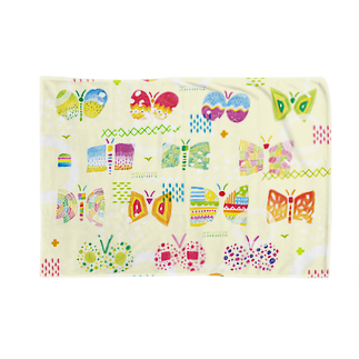 引野 裕詞のbutterfly-butterfly-butterfly ブランケット