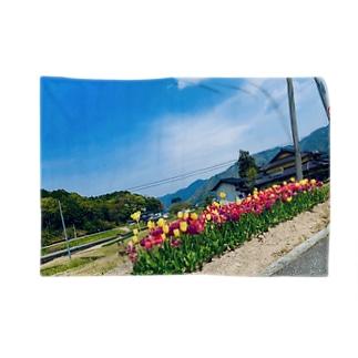 色鮮やかな大地 Blankets