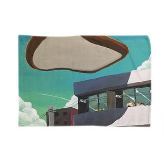 円玉のあの日のやつ Blankets