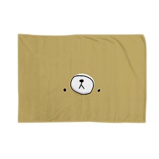 クマ・サピエンス Blankets