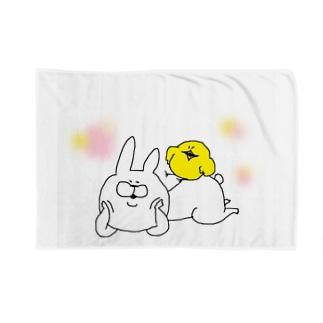 ほんわか Blankets