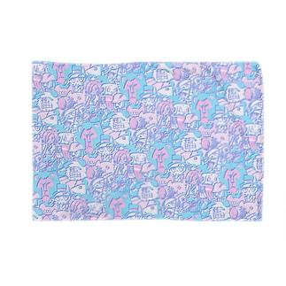 jampacked (creamy) Blankets