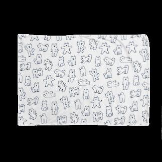 ヘロシナキャメラ売り場の犬 Blankets