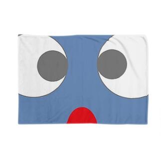 ぎょろめ Blankets