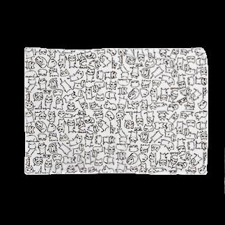 Yoshisyanの半目のにゃんこ♪ Blankets