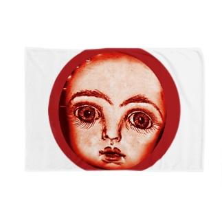 赤マルさん Blankets