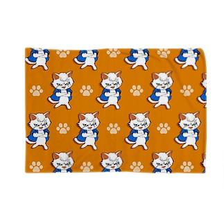 熱血愛猫こてつ Blankets