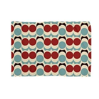 レトロパターン Blankets