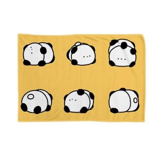 ぱんちゃん(ころころ) Blankets