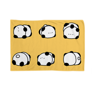 ぱんちゃん(ころころ) ブランケット