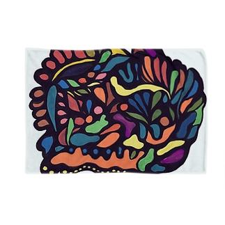 Cocoro color ブランケット