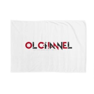 OL CHANNELブランケット Blankets