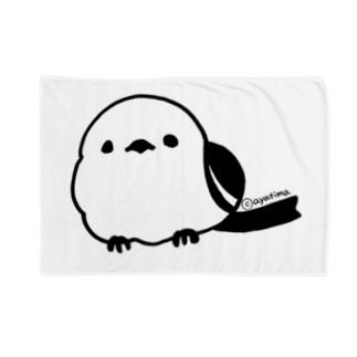 シマエナガ Blankets