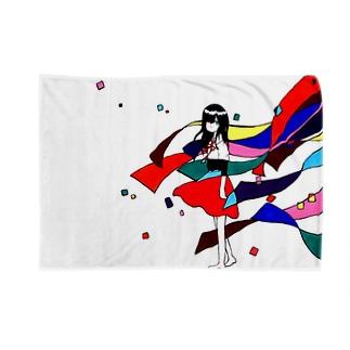 紙吹雪 Blankets