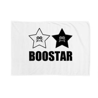 BOOSTARS ブランケット