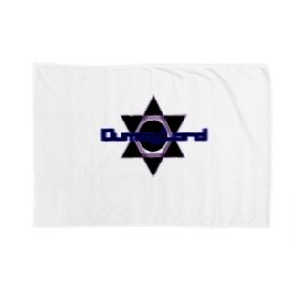 Dummy Lordロゴ Blankets
