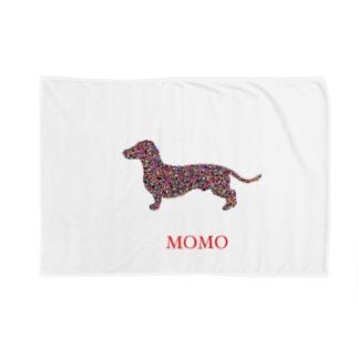 MOMO's goods Blankets