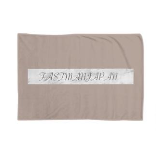 FASTMANJAPAN  BOX LOGO Blankets