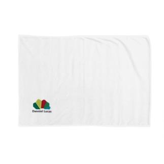 ダニエルルーカスロゴ Blankets